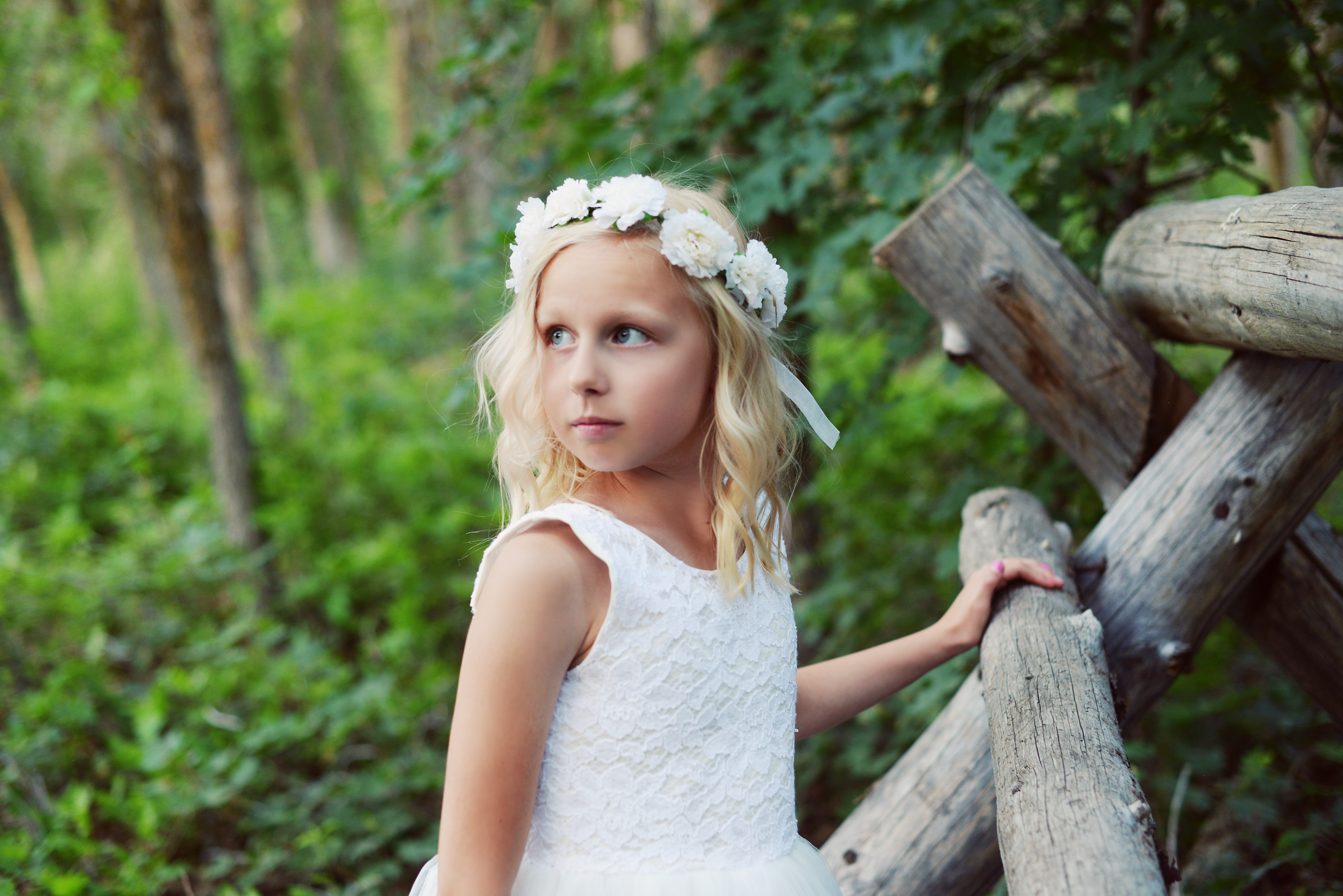 See our gorgeous range of flower girl hair accessories and first the white rose flower girl crown perfect for flower girls and first communion izmirmasajfo
