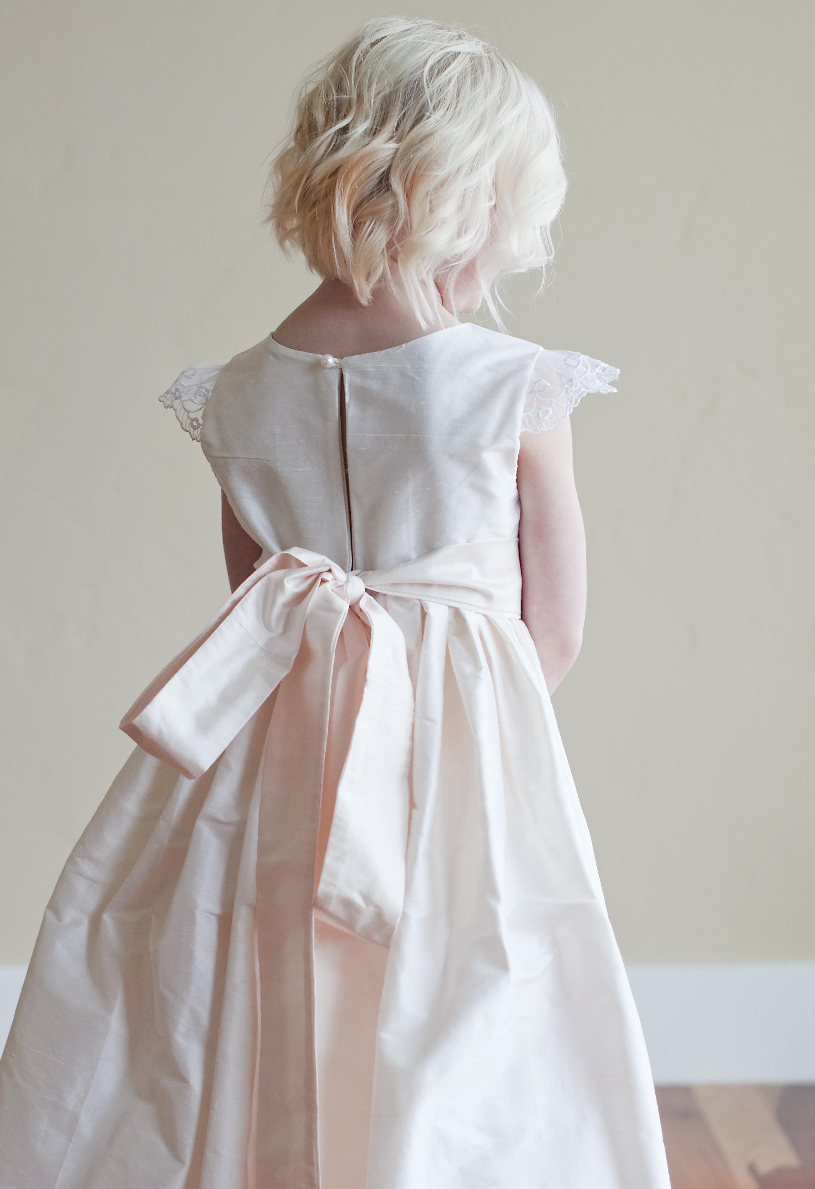 Browse Our Wonderful Range Of Pure Silk Handmade Flower Girl