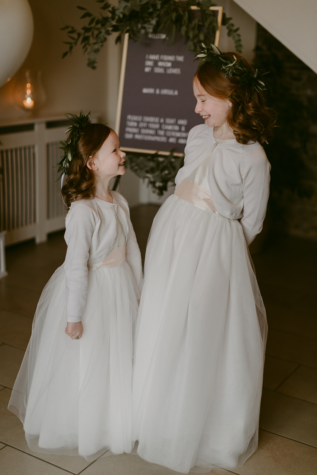07c4254ae62 Thanks to Ursula and Mark for these beautiful photos of your wedding and flower  girls wearing our Alana flower girl dress.