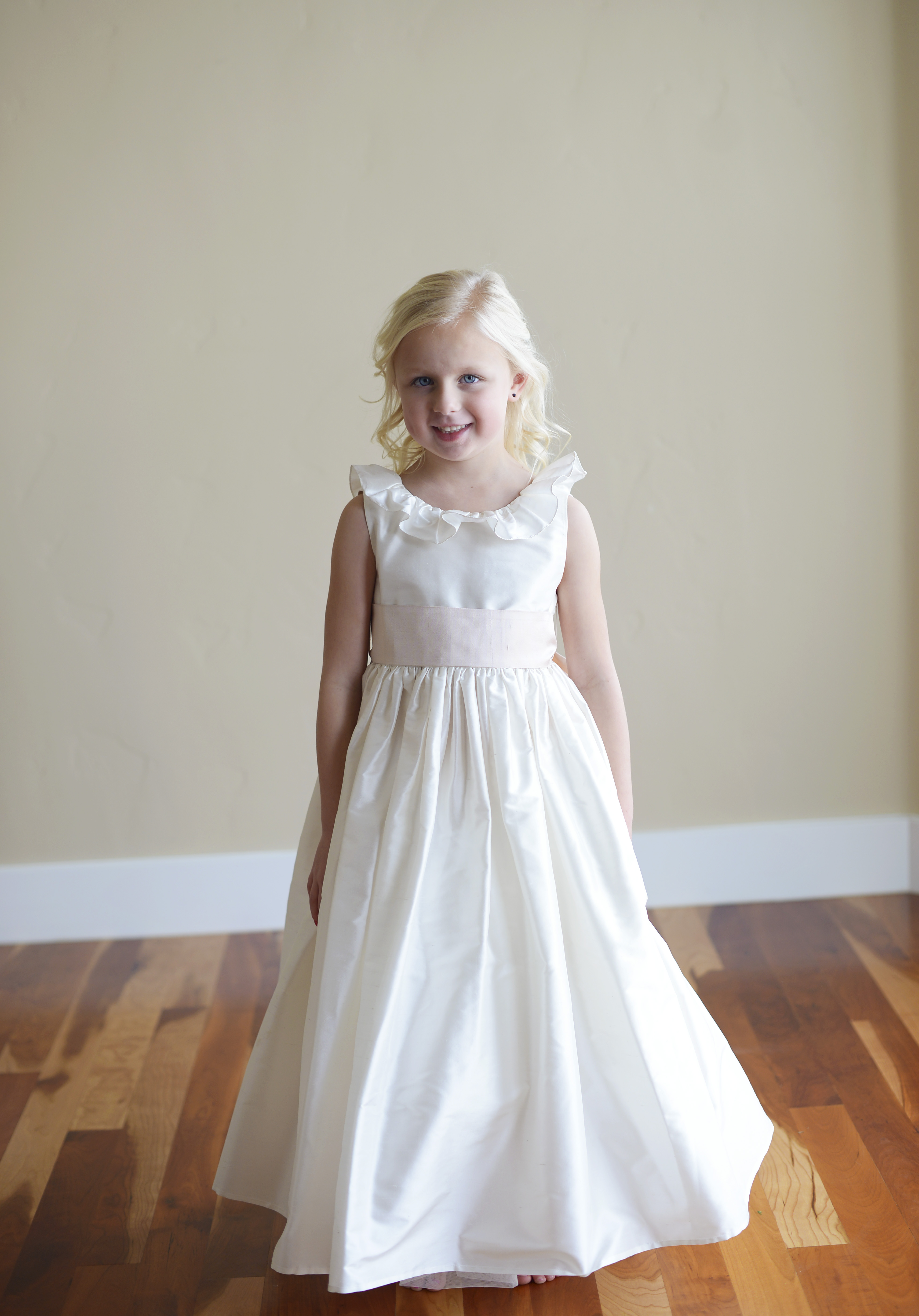 Our Flower Girl Model Growing Up