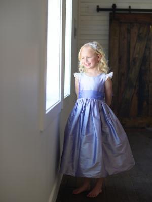 flower girl dress, blue flower girl dress, purple flower girl dress uk