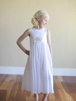 cotton flower girl dress uk, toddlers bridesmaid dress, kids bridesmaid dress
