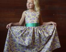 Green floral flower girl dresses, floral flower girl dresses uk,