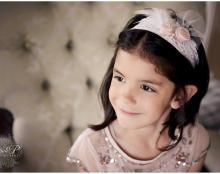 headband for flower girl