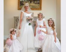 flower girl dresses, toddler flower girl dresses, ivory flower girl dresses